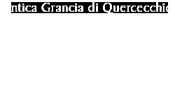 Agritutismo Antica Granca di Quercecchio - Montalcino (Siena)