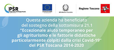sottomisura 21.1 del PSR Toscana